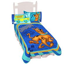 Scooby-Doo Funny Scooby Twin Blanket