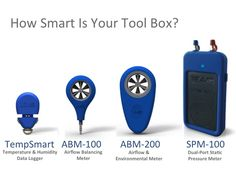 Introducing AAB Smart HVAC Tools -  intuitive and easy to use for all levels of HVAC professionals. Now on Sale: http://www.testersandtools.com/brands/aab.html