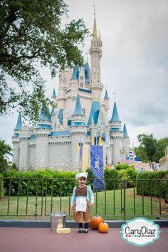Kailey's Disney World Princess Session | Orlando and Disney Photographer
