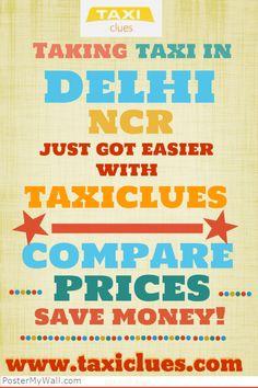 Taxiclues in Delhi