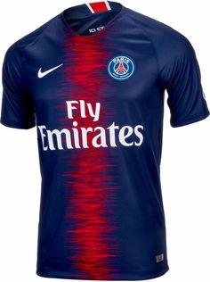 845caf32074 Nike Neymar Jr. PSG Home Jersey 2018-19