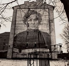 Alexey Titarenko was born in 1962 in St. His monograph The City is a Novel features over 140 photographs of his work in St. Petersburg, Venice, Havana, and New York. Alexey Titarenko, Dada Art Movement, Kazimir Malevich, Street Art, Social Art, Found Object Art, Famous Photographers, Recycled Art, Black And White Pictures