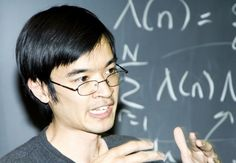 Currently holds the James and Carol Collins chair in mathematics at the University of California, Los Angeles. He received his Ph. at the age of 21 at Princeton University. He was one of the recipients of the 2006 Fields Medal.