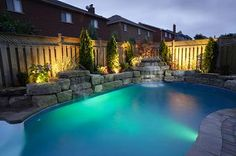 Small Backyard Pool Landscaping | Landscaping Photos, Landscape Design Ideas and Hardscaping Pictures