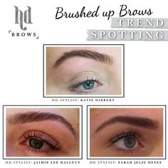 Share your brow selfie's with us this weekend using #hdbrowsselfie