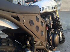 "Yamaha Xj 600 ""IMPERTINENTE"" - Tondo Garage"