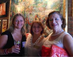 Treviso was the spotlight at the Sister Cities Meet & Greet at Carigiuios on Palm Ave. in downtown Sarasota, with Treviso guest and Sister City directors Susanne Wriston and Alexandra DeStefanis