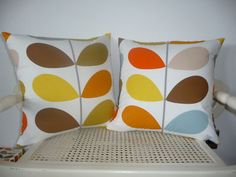 Cushions (no link but they're that perfect)