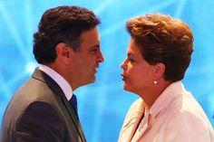 Dilma respira aliviada, Aécio explora pouco o tema corrupção no debate da Band | #AécioNeves, #DebateDaBand, #DilmaRousseff, #Eleições2014, #JorgeSerrão, #PSDB, #PT