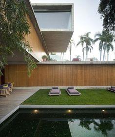 Casa Pinheiro by Studio MK27© Fernando Guerra, FG+SG Architectural Photography