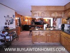2906 NW Liberty Ave $189,900 Single Family 3 Beds, 1 Baths, 1 Half Baths, 1,900 Sqr Ft, Lawton  73505 - Fantastic home for sale in lawton. This 3 bedroom, 1 ¾ bath, 2 car garage home stands out among the competition. The open floor plan offers a flexible arrangement that includes a game room or second living area that will transform to meet your family's needs. The kitchen offers luxurious granite counter-tops, appliances include a cook-top and separate double ovens. Main bath has recently…
