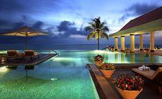 The Leela Spa Hotel in Kerala