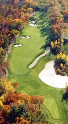 Red Tail Golf Course - The Course - Hole #1
