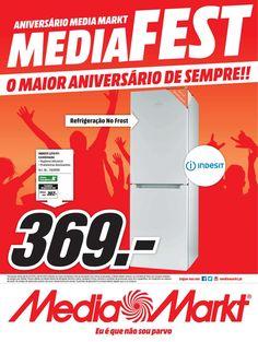 Mediafest: o maior aniversário de sempre!! Centro 02 a 08 de Julho