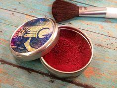 How to make a blusher. All Natural Handmade Powder Blush #BeautyTipsDiy #HomemadeBlush #ConcealerTips