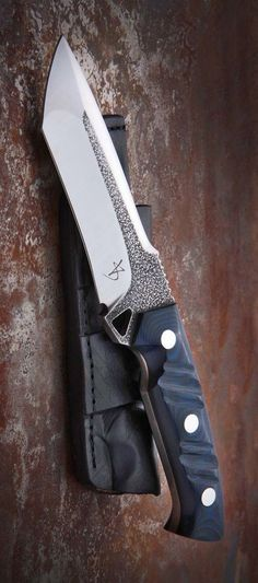 Torbe Custom Knives Compact Tactical Tanto Fixed Blade Knife @aegisgears