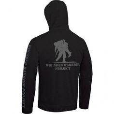 Wounded warrior project hoodie