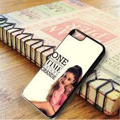 One Last Time Ariana Grande iPhone 6|iPhone 6S Case