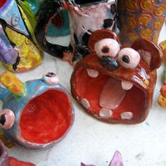 pottery projects for kids - Google Search
