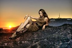 Moon Bloodgood in Hollywood by lowerrider Moon Bloodgood, In Hollywood, Wonder Woman, Deviantart, Superhero, Fictional Characters, Amazing, Women, Fantasy Characters