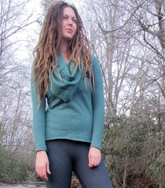 Warm casual top Gaia Conceptions - style