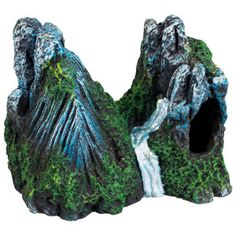 Top Fin® Waterfall Aquarium Ornament | Ornaments | PetSmart