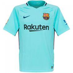 Camiseta del Barcelona 2017-2018 Visitante  fcbarcelona  shirt  camiseta   footwear   f7f3eb61092