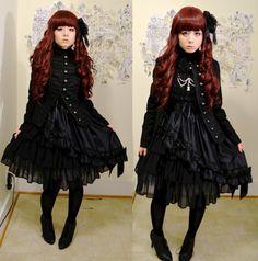 pirate lolita | ... Outfits! Gothic, Creepy, Kuro, Punk, Sweet - Daily Lolita Coordinates