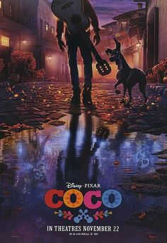 First Full-Length Trailer For Disney-Pixar's 'Coco' Is Here! First Full-Length Trailer For Disney-Pixar's 'Coco' Is Here! Film Pixar, Pixar Movies, Hd Movies, Movies Online, Movie Film, Movies Free, Watch Movies, 1 Film, 2017 Movies