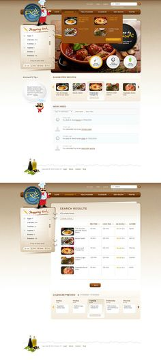 Kitchen PC is an American culinary portal that offers some interesting, innovative functionalities. We were responsible for conceptualizing and creating a modern and friendly graphic design. For the advanced functionalities, we have created an intuitive and aesthetically appealing interface and coded it into HTML/CSS. Visit site: www.kitchenpc.com