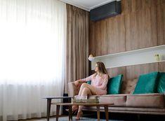 Vedeta proiectului #MyFamousHome – Daikin Stylish Daikin Ac, Entryway Bench, Stylish, Furniture, Home Decor, Entry Bench, Hall Bench, Decoration Home, Room Decor