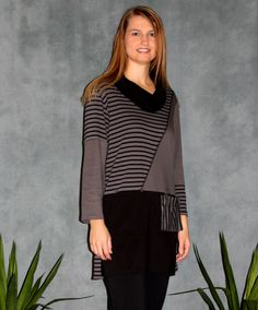 PERUVIAN PIMA COLLECTION Enjoy the fall air with this airy Lydia Tunic this fall!
