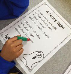 38 phonics poems to practice fluency!