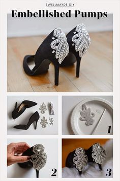 17 DIY Hacks to Repurpose Your Shoes So You Don't Have to Buy New Ones for Prom