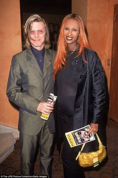 david bowie and iman daughter alexandria alexandria zahra bowie. Black Bedroom Furniture Sets. Home Design Ideas