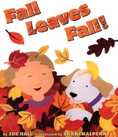 Fall Leaves Fall!  (storytime)