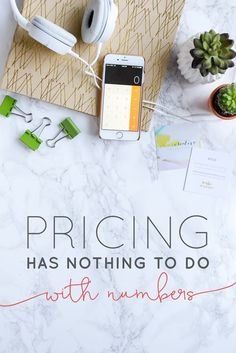 """The number one question that we receive from every small business owner is something along the lines of, """"What should I charge for this?"""" 