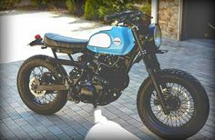 XT 600 from AD HOC Cafer Racers