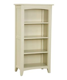 Look at this Sand Shaker Cottage Tall Bookcase on #zulily today!