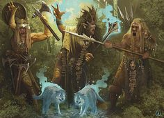 In Irish mythology the Fir Bolg were one of the races that inhabited the island of Ireland prior to the arrival of the Tuatha Dé Danann.