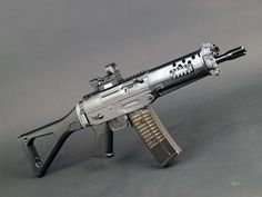 Sig 552 Commando Loading that magazine is a pain! Get your Magazine speedloader today! http://www.amazon.com/shops/raeind
