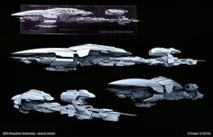 Work done for the 2005 film Star Wars: Episode III - Revenge of The Sith, TJ Frame Spaceship Art, Spaceship Concept, Spaceship Design, Space Ship Concept Art, Concept Ships, Star Wars Ships, Star Wars Art, Star Wars Spaceships, Galactic Republic