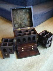 Georgian Apothecary's box