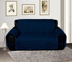 Blue Sofa Covers Home Furniture Design