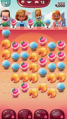 cupcake carnival iOS - Google Search