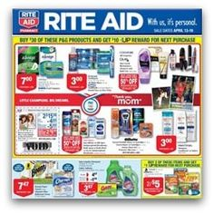 Rite Aid Coupons - The Krazy Coupon Lady How To Start Couponing, Rite Aid, Coupon Matchups, My Job, Coupons, How To Get, Ads, Coupon