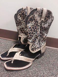 Amazing easy cowboy flip flops  