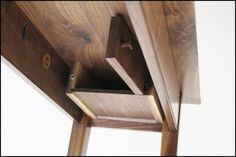 Sofa Table with Secret Compartments Secret Compartment with Door Under Table – StashVault