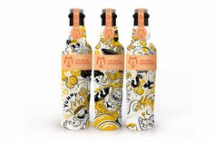 MIU Fruit Wine (Student Project) on Packaging of the World - Creative Package Design Gallery