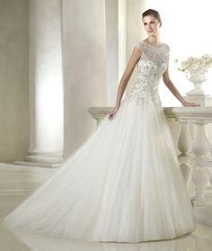 vestido de noiva sanpatrick coleção glamour 2015 modelo SHEPHARD #casarcomgosto